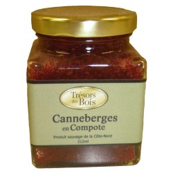 Canneberge en compote